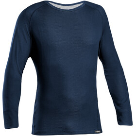 GripGrab Ride Thermo Langarm Baselayer navy